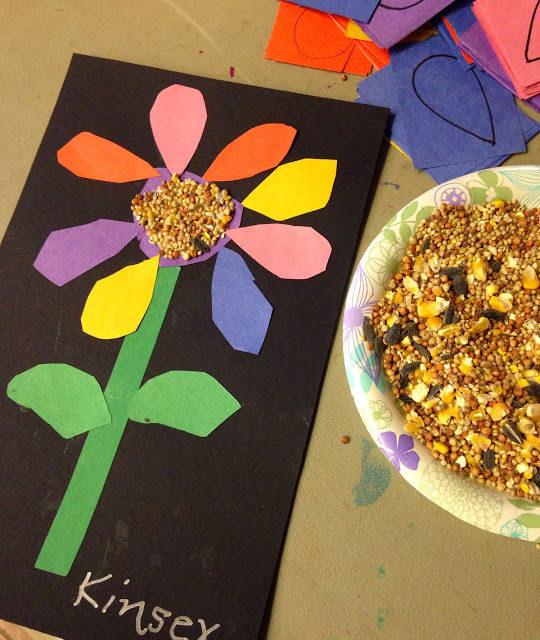 Garden Starts with Preschoolers