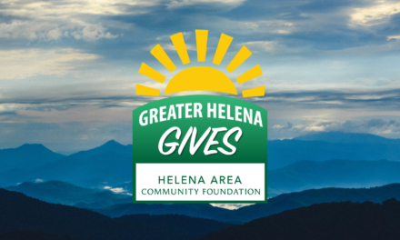 We raised $1150 for the 2017 Greater Helena Gives Event!